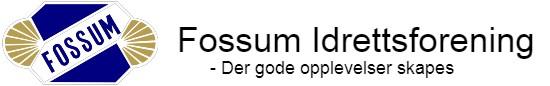 Fossum Idrettsforening